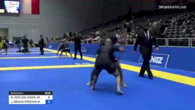 RENNICK KEOLANI KAMA JR. vs JOSÉ BRUNO PEREIRA MATIAS 2021 World IBJJF Jiu-Jitsu No-Gi Championship