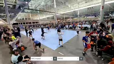NYC Impact vs GSEVC - 2020 Mizuno Boston Volleyball Festival