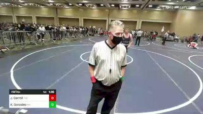Semifinal - Jake Carroll, The Lions Den vs Kevin Gonzalez, Rio Mesa