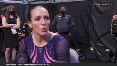 Simone Biles - Vault, World Champions - 2021 US Championships Senior Competition International Broadcast