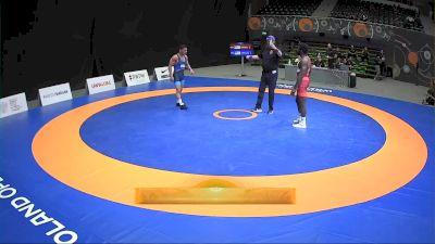 70kg - James Green (USA) vs Alec Pantaleo (USA)