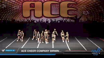 ACE Cheer Company Birmingham - Chattahoochees [2020 L2 Junior Small] 2020 ACE Cheer Company Showcase