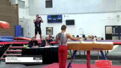 Sam Mikulak - Pommel Horse, U.S.O.P.T.C. Gymnastics - 2021 Men's Olympic Team Prep Camp