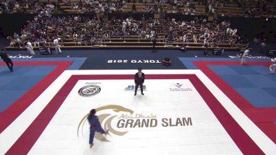 Livia Gluchowska vs Misato Hori 2018 Abu Dhabi Grand Slam Tokyo 2018 Abu Dhabi Grand Slam Tokyo