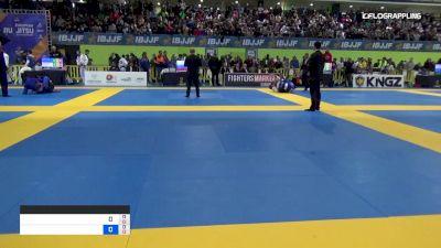 MAREK ZBROG vs JAMES RICHARD 2019 European Jiu-Jitsu IBJJF Championship