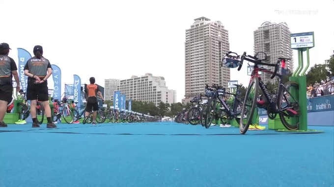 ITU World Olympic Qualification Women's Elite