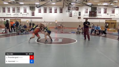 145 lbs Final - Jack Prendergast, Woodstown vs Edward Hummel, Triumph
