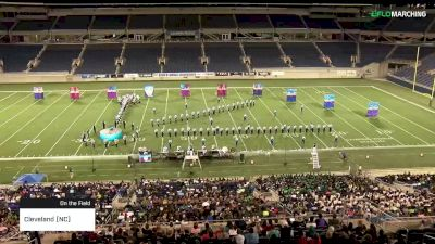 Cleveland (NC) at Bands of America Orlando Regional Championship, presented by Yamaha