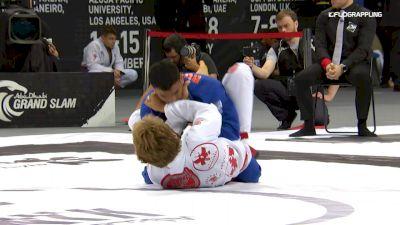 Gerard Labinski vs Joao Rocha King of Mats Moscow