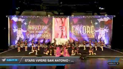 Stars Vipers - San Antonio - Boomslang [2020 L4 Junior - Medium Day 1] 2020 Encore Championships: Houston DI & DII