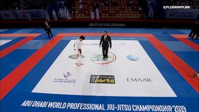 Keunwoo Kim vs Walter Dos Santos Abu Dhabi World Professional Jiu-Jitsu Championship