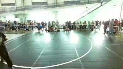 50 lbs Semifinal - Hayden Howard, Granite Hills WC vs Jair Almaraz, Trailblazer WC