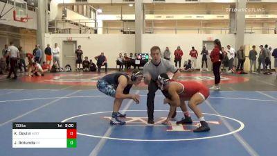 Prelims - Kellen Devlin, NC State vs Jake Rotunda, The Citadel
