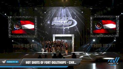 Hot Shots of Fort Oglethope - Chrome [2021 L2.2 Junior - PREP Day 1] 2021 The U.S. Finals: Louisville