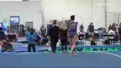 Sophie Garlotte - Floor, Texas Dreams - 2021 Region 3 Women's Championships