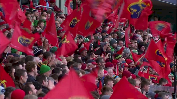 Guinness PRO14: Connacht vs Munster