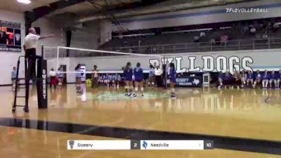 Replay: Needville vs Sweeny | Sep 22 @ 5 PM