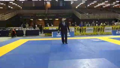 CHRISTINA MARIE MATTHEWS vs ROMANA ELIZABETH SIDHU 2020 World Master IBJJF Jiu-Jitsu Championship