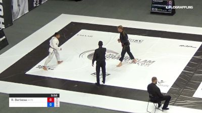 Rodrigo Barbosa vs 2019 Abu Dhabi Grand Slam Moscow