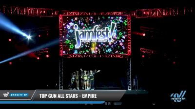 Top Gun All Stars - Empire [2018 International Senior Coed (Provisional) 4 Day 2] JAMfest Cheer Super Nationals