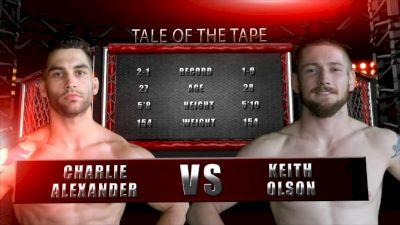 Charlie Alexander vs. Keith Olson - Valor Fights 51 Replay