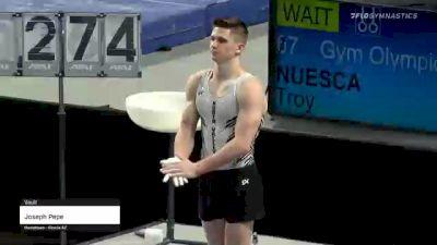 Joseph Pepe - Vault - 2021 US Championships