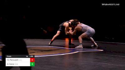 170 lbs Final - Giano Petrucelli, Clovis vs Gavin Kane, Cambridge (GA)