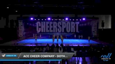 ACE Cheer Company - Dothan Jayhawks [2021 Junior 2.2 Prep] 2021 CHEERSPORT: Atlanta Grand Championship
