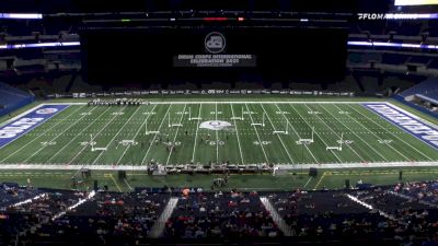 """Coming to a Town Near You! """"River City Rhythm"""" at 2021 DCI Celebration (High)"""