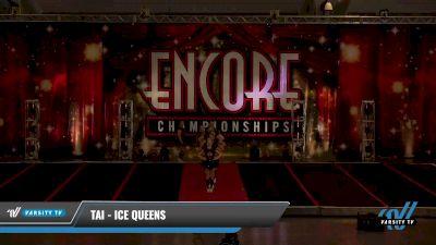 TAI - Ice Queens [2021 L4 Senior - D2 Day 2] 2021 Encore Championships: Pittsburgh Area DI & DII