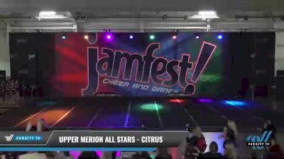 Upper Merion All Stars - Citrus [2021 L6 Junior Day 2] 2021 JAMfest: Liberty JAM