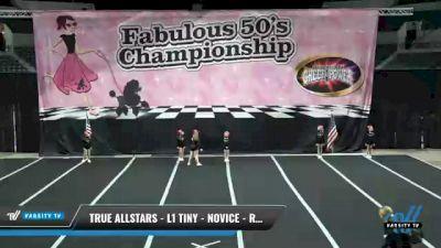 True Allstars - L1 Tiny - Novice - Restrictions [2021 Dream] 2021 ACP Disco Open Championship: Trenton