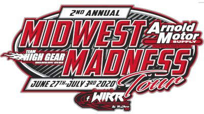 Full Replay: Midwest Madness Tour at Crawford County 7/3/20