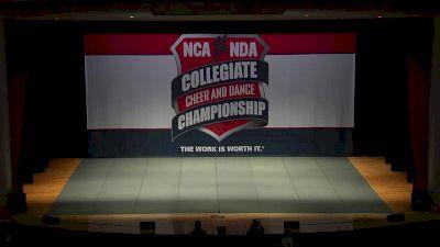 Georgia Tech Goldrush [2018 Jazz Division IA Prelims] NCA & NDA Collegiate Cheer and Dance Championship