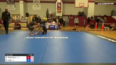 Salvatore Guerriero vs Ricky Lule 1st ADCC North American Trials