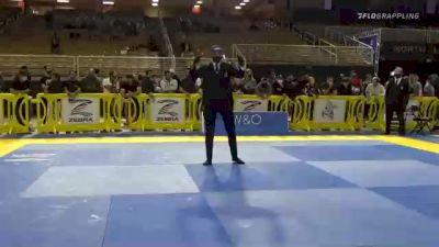 DEVHONTE M. JOHNSON vs GUILHERME AUGUSTO SOARES SANTOS 2020 Pan Jiu-Jitsu IBJJF Championship