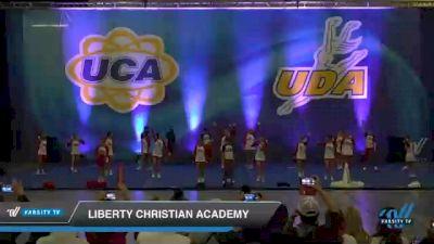 Liberty Christian Academy [2020 Small Varsity Coed Day 1] 2020 UCA Smoky Mountain Championship