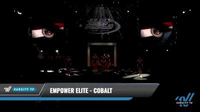 Empower Elite - Cobalt [2021 L1 Youth Day 1] 2021 The U.S. Finals: Kansas City