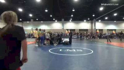 75 lbs Prelims - Ellen Anderson, Tennessee vs Reana Spangler, Kansas