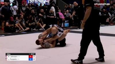 Aaron Johnson vs James Puopolo 2019 ADCC World Championships