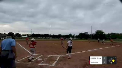 Team OH vs. USSSA Pride - 2021 Ohio Stingrays College Showcase