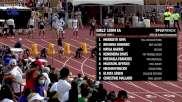 High School Girls' 100m 5A, Finals 1
