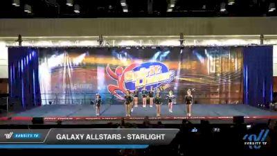 Galaxy AllStars - Starlight [2020 L2 Junior - D2 - Small Day 1] 2020 All American DI & DII Nationals