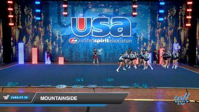 Mountainside [2019 Varsity Show Cheer Non-Tumbling Novice Day 2] 2019 USA Spirit Nationals