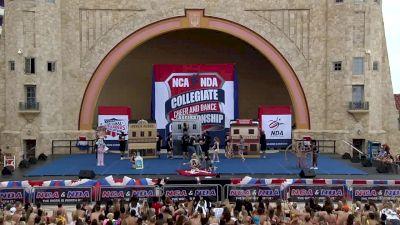 New Mexico State University - Pistol Pete [2018 Mascot] NCA & NDA Collegiate Cheer and Dance Championship