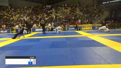 ESDRAS BARBOSA DA SILVA MENDES vs MATHEUS SPIRANDELI SOUZA 2019 World Jiu-Jitsu IBJJF Championship