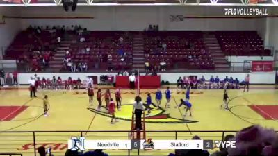 Replay: Needville vs Stafford | Oct 15 @ 4 PM