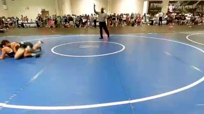 141 lbs Quarterfinal - Kuuipo Chan, Fcahi vs Joseph Wicker, Otero Wrestling