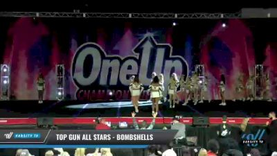 Top Gun All Stars - Bombshells [2021 L4.2 Senior - Small Day 2] 2021 One Up National Championship