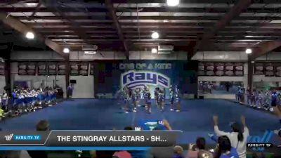 The Stingray Allstars - Shadow [2020 L4 Junior International] 2020 The Stingray Allstars Gym Jam